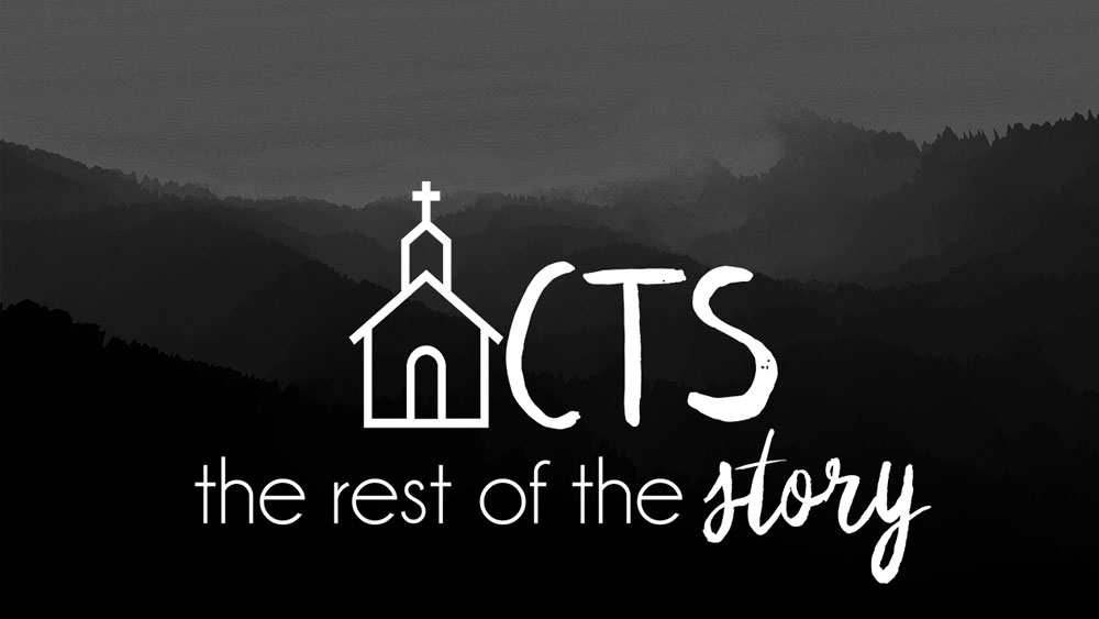 Acts - The Rest of the Story